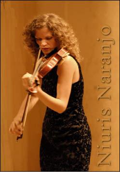 A propósito de la muerte de la joven violinista cubana Niuris Naranjo Dorta