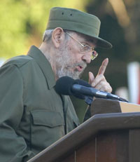 Mensaje de Fidel, aliento en nuevo curso, dicen estudiantes