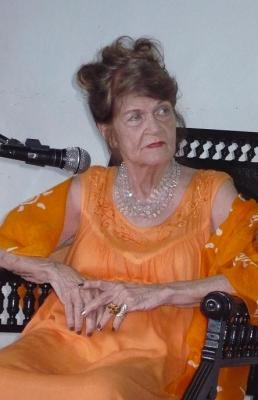 Carilda llega a sus 89 años con buena salud y plena lucidez