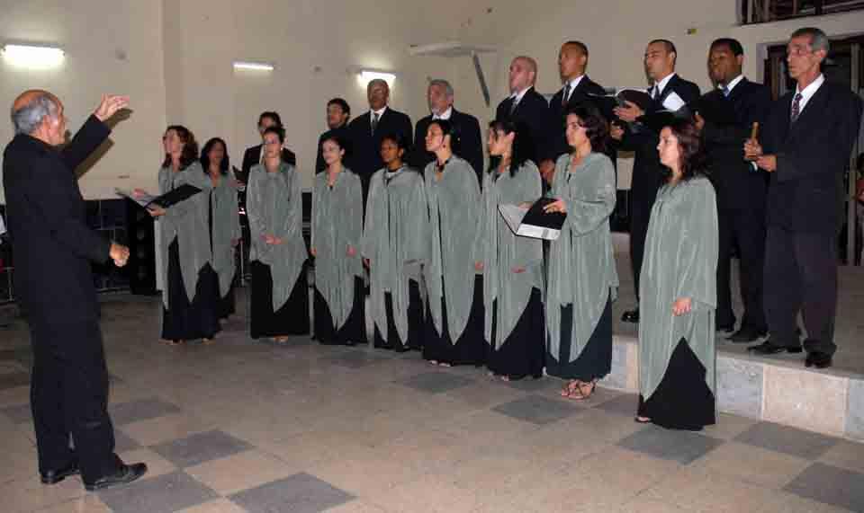 Coro de Cámara de Matanzas inicia en Playa Girón jornada por su medio siglo