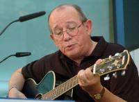 Silvio en Alemania en el Festival de la Poesía